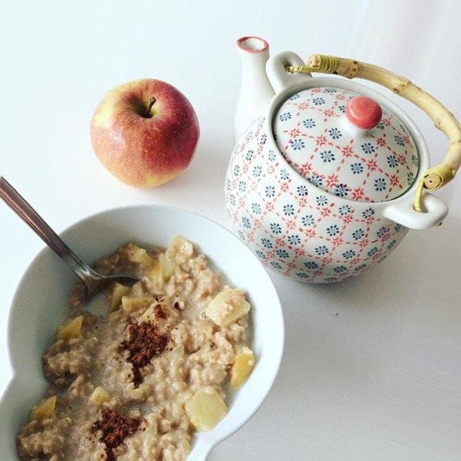 comidas saludables con Avena: ideal para un desayuno