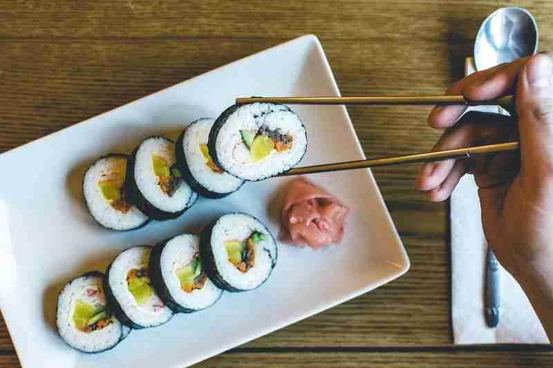 Qué sushi debes comer para no engordar
